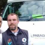 Chris and Dad from CJE Caravan Repairs