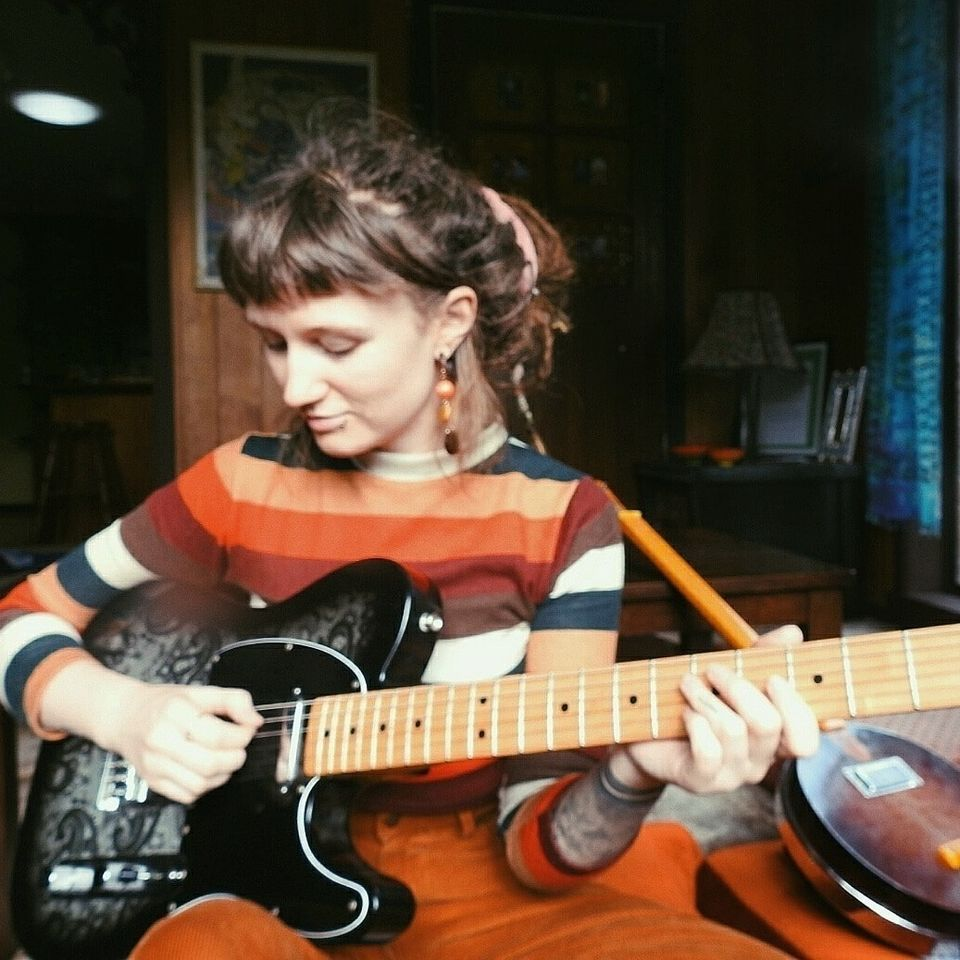 Caity the Guitar Lady